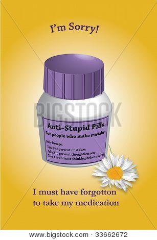 Anti-Stupid Pills