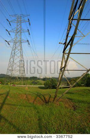 Power Transmission Lines