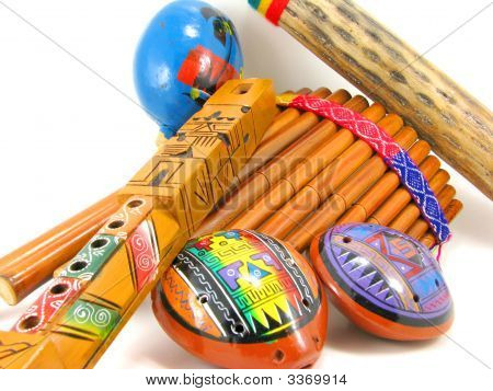 Hispanic Musical Instruments
