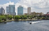 foto of u-boat  - The Hillsborough River is an important feature of the city - JPG