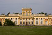 Polish Castle poster