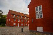Copenhagen, Denmark: Kastellet Fortress, Located In Copenhagen, Denmark, One Of The Best Preserved F poster