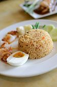 Spicy Fried Rice With Eggs poster