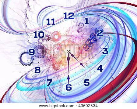 Fluxo do tempo