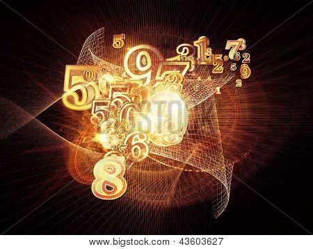 Geometry Numbers