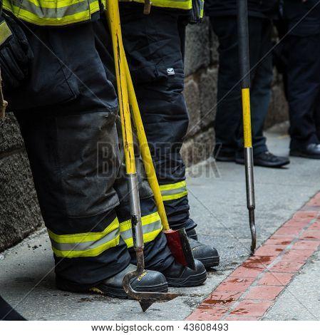 Fireman's Tools