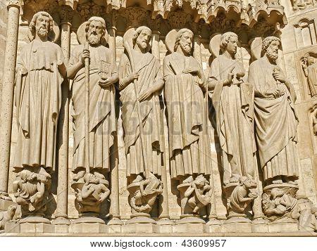 Notre Dame De Paris, Portal Doomsday.