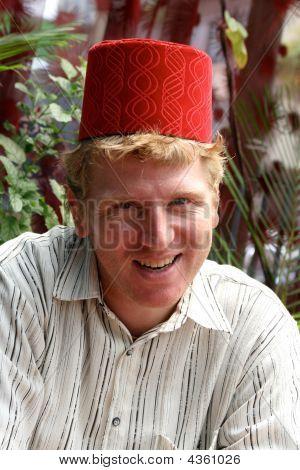 Man In Hat.