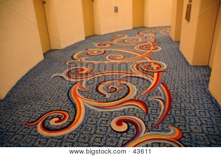 The Elevators Carpeting
