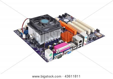 Computer-Motherboard-Mainboard