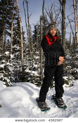 Snowshoeing / Winter Sport