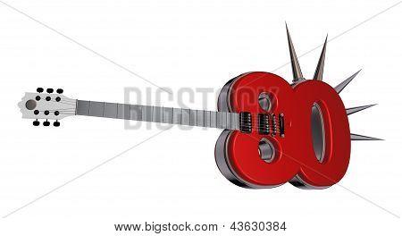 Number Eighty Guitar