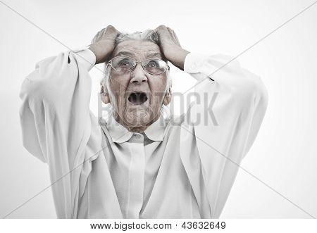 Abuela de neuróticos