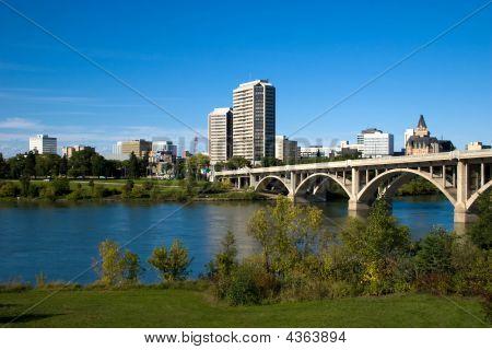 Saskatoon céntrico