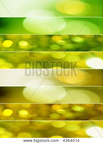 Banner Texture Backgrounds