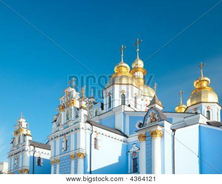 Kyiv City Scene