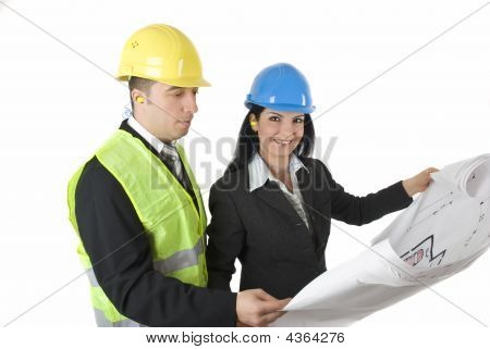 Architect And Engineer