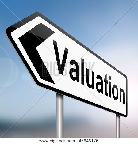 Valuation Concept.