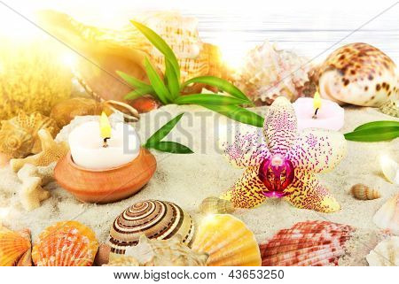 Sunrise On The Beach Spa Concept