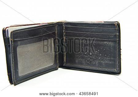 Brown Old Wallet