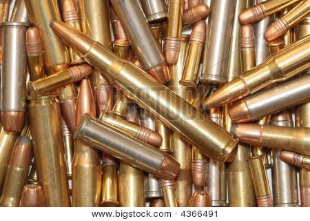 Pile Of Ammo