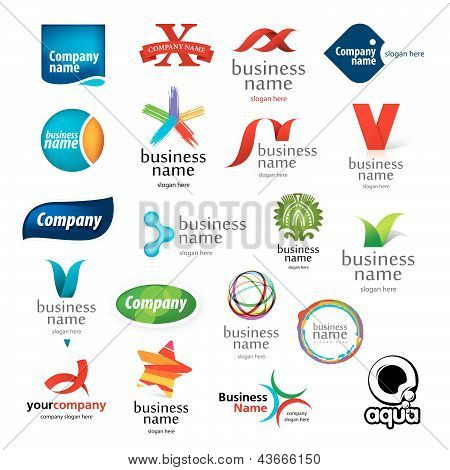Marca colección de Logos