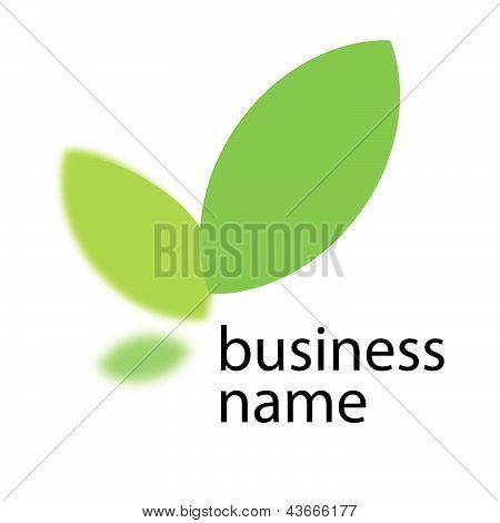 Ecologia verde Logo