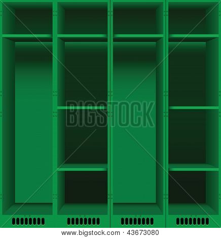 Lockers Set