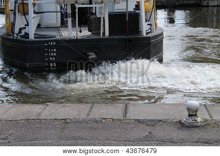 River Boat.