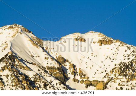 Mount Timpanogos Peak
