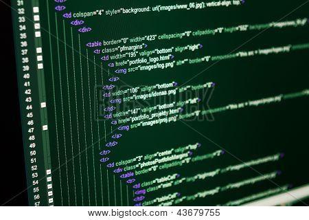 Html Web Code