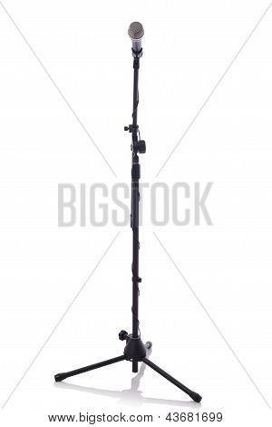 Mic Stand Full Height