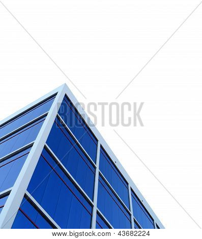 Isolated Office Building