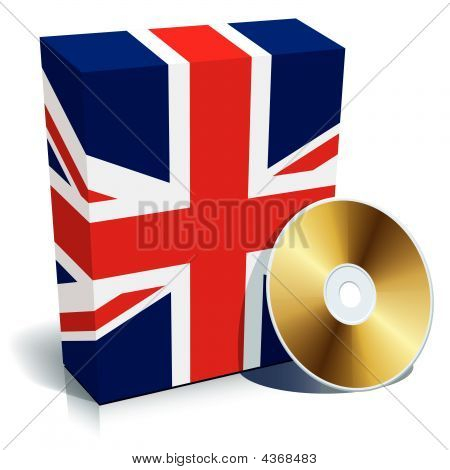 English Software Box