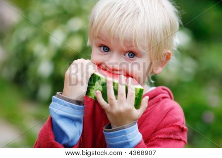 Melon Munching