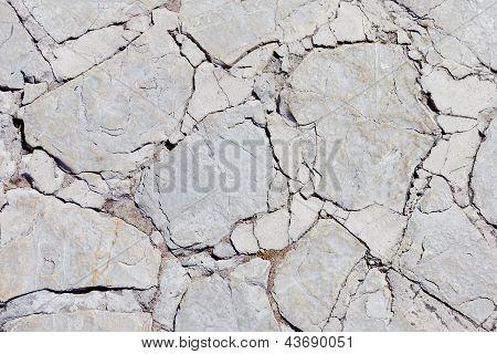 Stone Floor Closeup