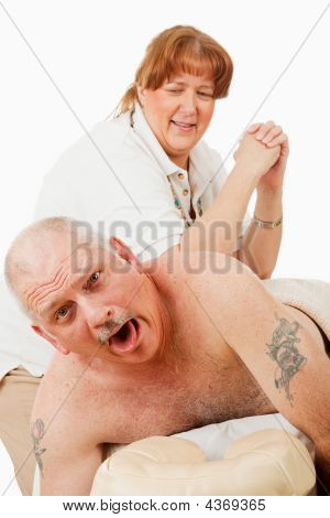 Painful Massage