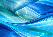 picture of curves  - Abstract background - JPG
