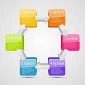 foto of time-piece  - Template to your business presentation  - JPG
