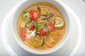 Asia Food Vegetable Curry poster