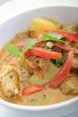 Asia Food Meat Lamb Curry poster