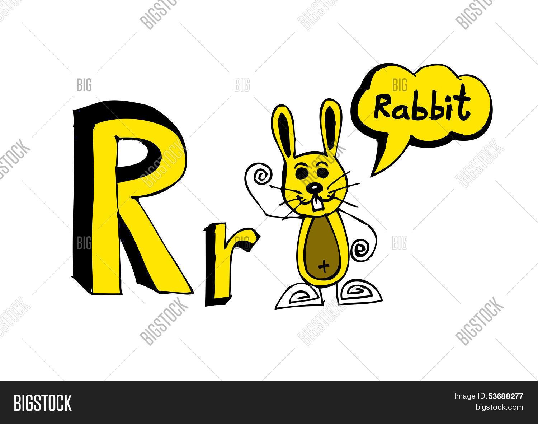 A b c d e f g h i j k l m n o p q r s t u v w x y z cartoon text ...