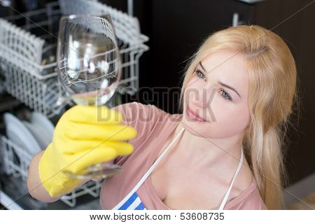 Kitchen Woman