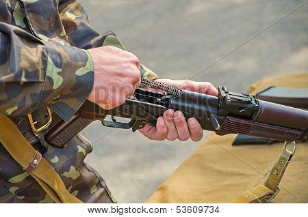 Dismantling Kalashnikov