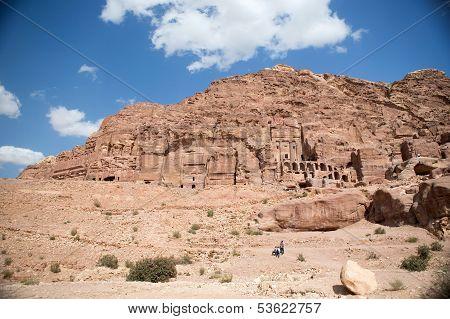 Petra Landscape