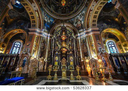 Our Lady Of Kazan Church, Irkutsk