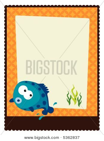 8.5x11 Flyer/Shell Vector