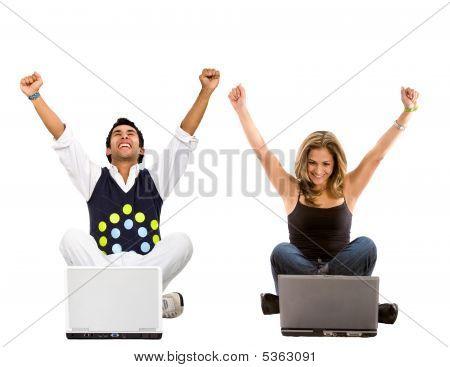 Éxito en línea