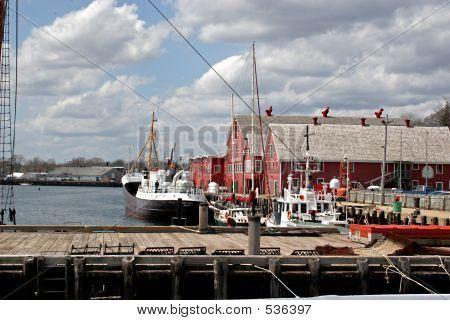 Fisheries Wharf