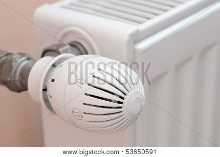 Regulator Of Radiator